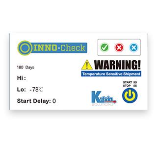 -80C temperature indicator